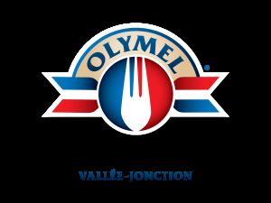 Olymel On nourrit le monde logo